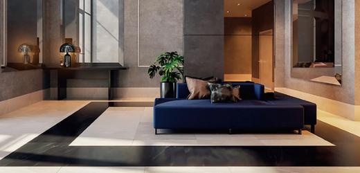 Hall - Apartamento 3 quartos à venda Moema, São Paulo - R$ 2.996.255 - II-5257-12985 - 4