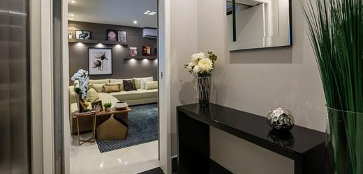Living - Apartamento 3 quartos à venda Moema, São Paulo - R$ 2.996.255 - II-5257-12985 - 10