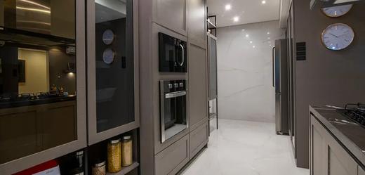 Cozinha - Apartamento 3 quartos à venda Moema, São Paulo - R$ 2.996.255 - II-5257-12985 - 12