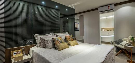 Dormitorio - Apartamento 3 quartos à venda Moema, São Paulo - R$ 2.996.255 - II-5257-12985 - 16