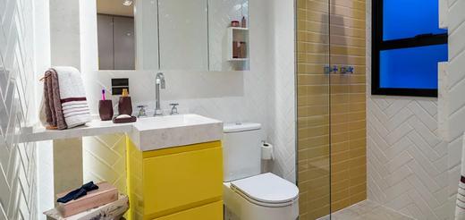 Banheiro - Apartamento 3 quartos à venda Moema, São Paulo - R$ 2.996.255 - II-5257-12985 - 18