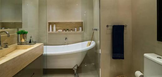 Banheiro - Apartamento 3 quartos à venda Moema, São Paulo - R$ 2.996.255 - II-5257-12985 - 19