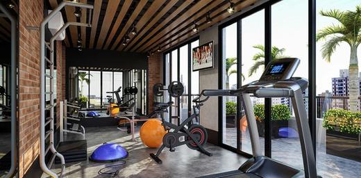 Fitness - Apartamento 3 quartos à venda Moema, São Paulo - R$ 2.996.255 - II-5257-12985 - 20
