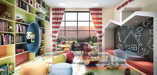 Espaco kids - Apartamento 3 quartos à venda Moema, São Paulo - R$ 2.996.255 - II-5257-12985 - 21