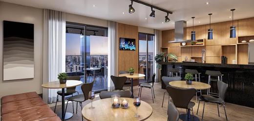 Espaco gourmet - Apartamento 3 quartos à venda Moema, São Paulo - R$ 2.996.255 - II-5257-12985 - 22