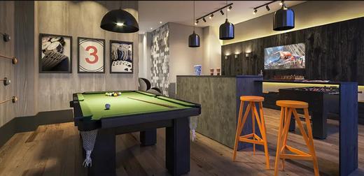 Sala de jogos - Apartamento 3 quartos à venda Moema, São Paulo - R$ 2.996.255 - II-5257-12985 - 23