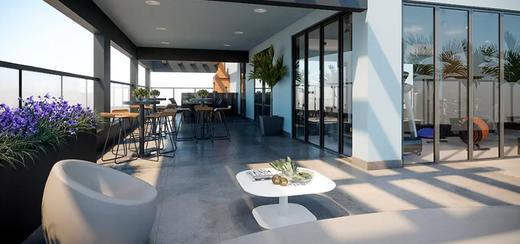 Lounge - Apartamento 3 quartos à venda Moema, São Paulo - R$ 2.996.255 - II-5257-12985 - 24