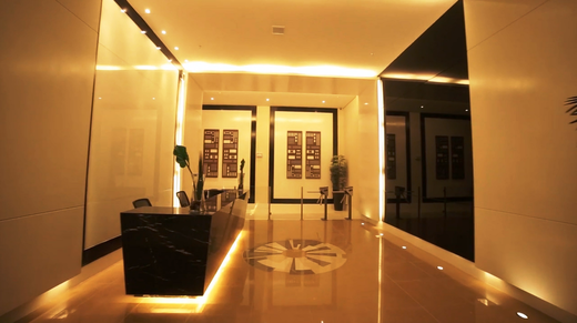 Hall - Fachada - Americas Avenue Business Square - Lojas - 72 - 6