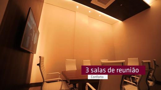 Sala de reuniao - Fachada - Americas Avenue Business Square - Lojas - 72 - 11