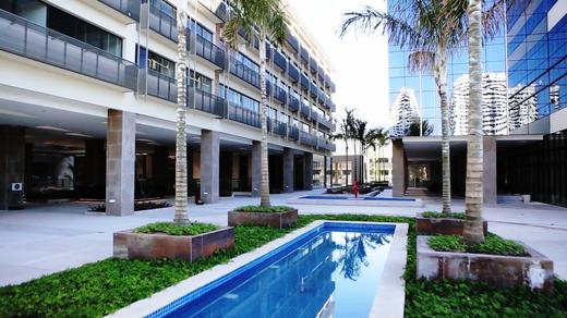 Praca - Fachada - Americas Avenue Business Square - Lojas - 72 - 12
