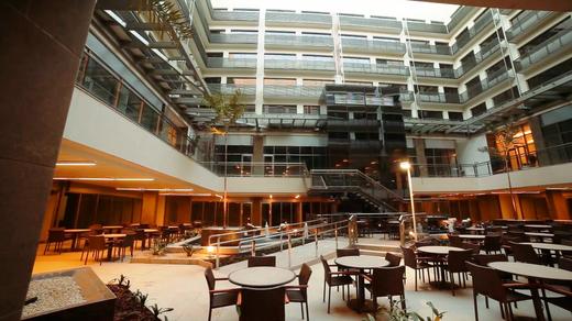 Praca - Fachada - Americas Avenue Business Square - Lojas - 72 - 16