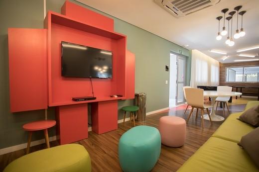 Salao de jogos - Fachada - RG Personal Residences - 125 - 26