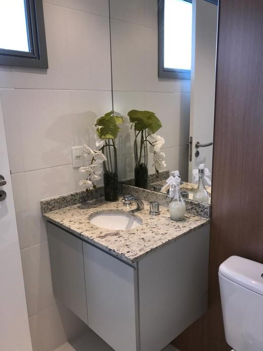 Banheiro - Fachada - RG Personal Residences - 125 - 11