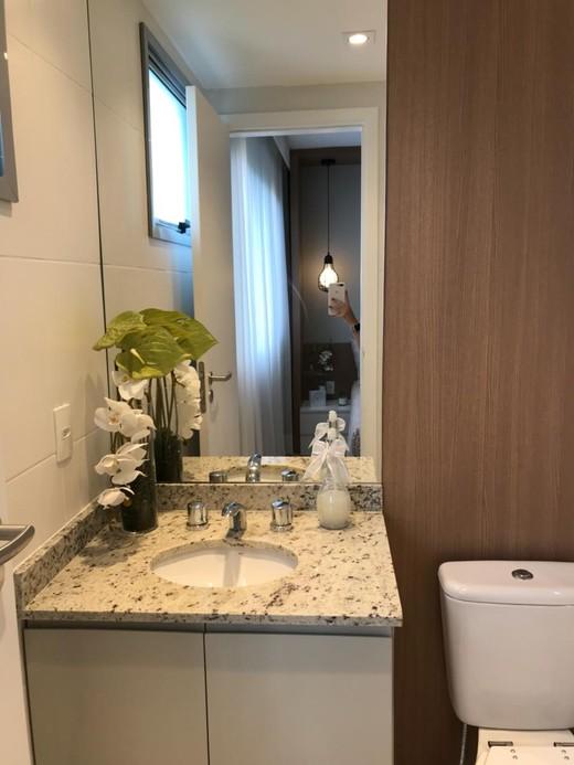 Banheiro - Fachada - RG Personal Residences - 125 - 12