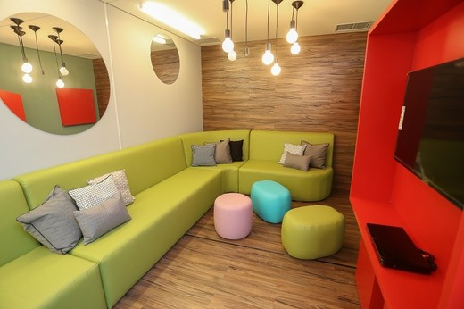 Salao de jogos - Fachada - RG Personal Residences - 125 - 25