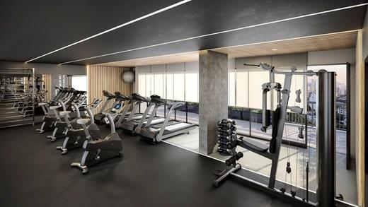Fitness - Studio 1 quarto à venda Vila Madalena, São Paulo - R$ 305.240 - II-5380-13265 - 4