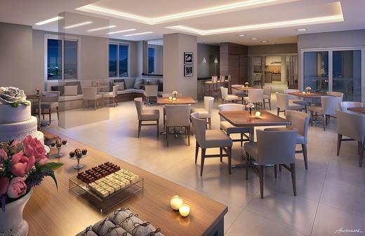 Salao de festas - Cobertura 2 quartos à venda Cachambi, Rio de Janeiro - R$ 696.700 - II-5385-13278 - 4