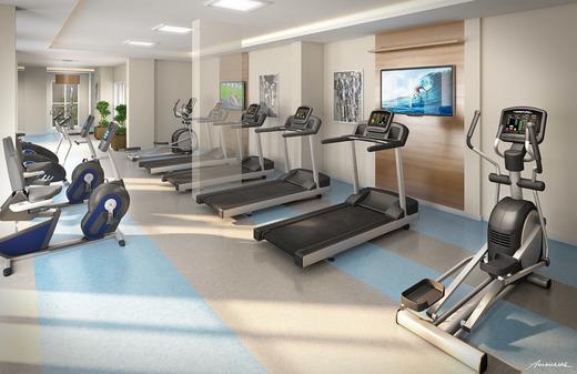 Fitness - Cobertura 2 quartos à venda Cachambi, Rio de Janeiro - R$ 696.700 - II-5385-13278 - 6