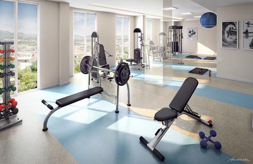 Fitness - Cobertura 2 quartos à venda Cachambi, Rio de Janeiro - R$ 696.700 - II-5385-13278 - 7