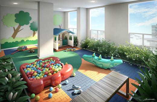Espaco kids - Cobertura 2 quartos à venda Cachambi, Rio de Janeiro - R$ 696.700 - II-5385-13278 - 8