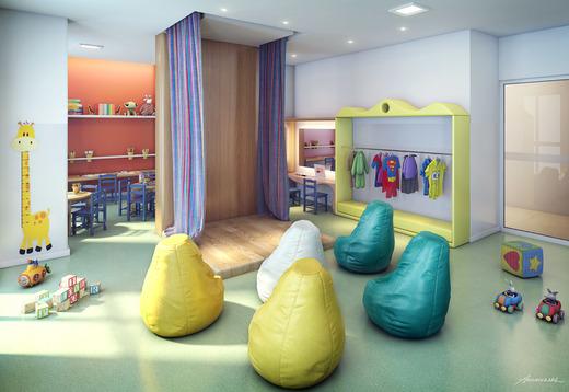Espaco kids - Cobertura 2 quartos à venda Cachambi, Rio de Janeiro - R$ 696.700 - II-5385-13278 - 9