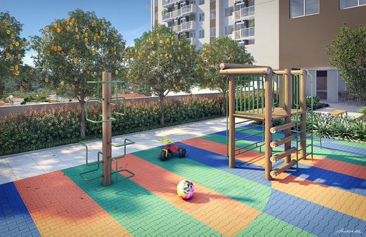 Playground - Cobertura 2 quartos à venda Cachambi, Rio de Janeiro - R$ 696.700 - II-5385-13278 - 14