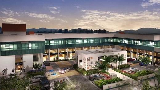 Fachada - Fachada - Alpha Mall - Lojas - 1275 - 1