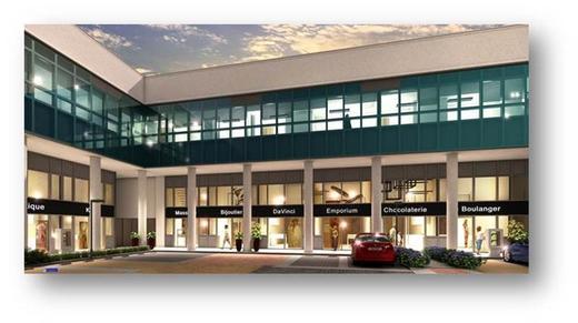Fachada - Fachada - Alpha Mall - Lojas - 1275 - 3