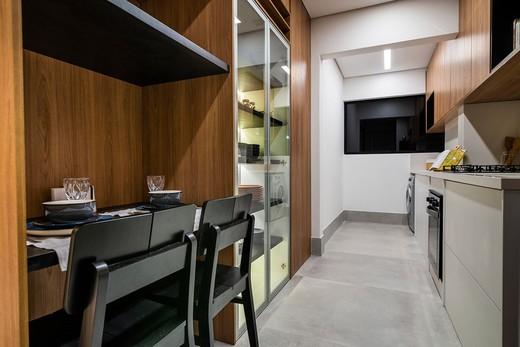 Cozinha - Fachada - Vista Parque Villa Lobos - 629 - 5
