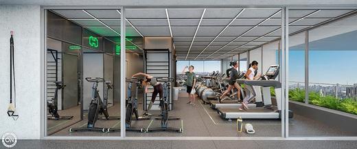 Fitness - Fachada - ON Melo Alves - Residencial - 631 - 6