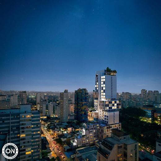 Aerea - Fachada - ON Melo Alves - Residencial - 631 - 12