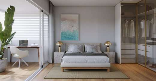 Dormitorio - Fachada - Nove - 52 - 4