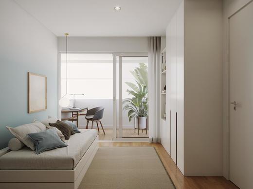 Dormitorio - Fachada - Nove - 52 - 5