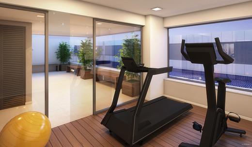 Fitness - Apartamento 3 quartos à venda Botafogo, Rio de Janeiro - R$ 1.499.000 - II-5434-13423 - 5