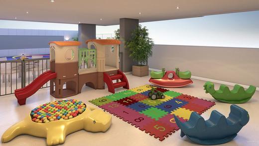 Playground - Apartamento 3 quartos à venda Botafogo, Rio de Janeiro - R$ 1.499.000 - II-5434-13423 - 8