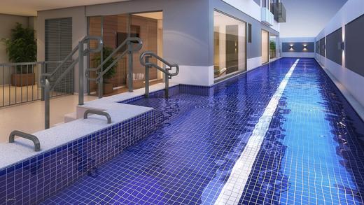 Piscina - Apartamento 3 quartos à venda Botafogo, Rio de Janeiro - R$ 1.499.000 - II-5434-13423 - 9