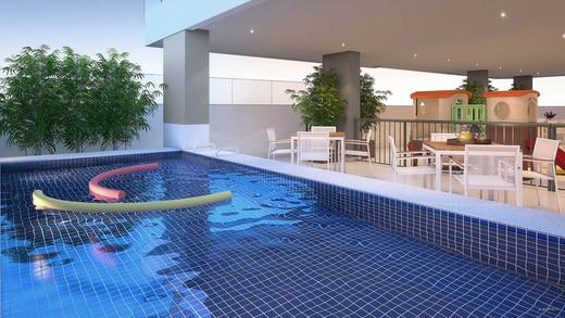 Piscina - Apartamento 3 quartos à venda Botafogo, Rio de Janeiro - R$ 1.499.000 - II-5434-13423 - 10