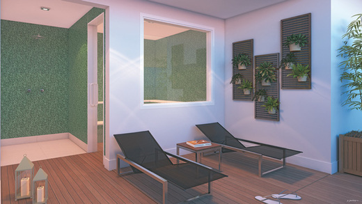 Sauna - Fachada - Family Residence - 1195 - 9