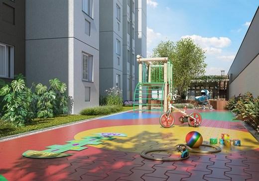 Playground - Fachada - Vivaz São Cristóvão - 294 - 13