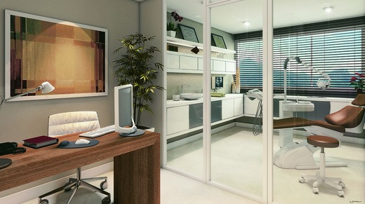 Sala interior - Fachada - Sans Peña Offices - 57 - 4