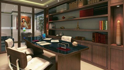 Sala interior - Fachada - Sans Peña Offices - 57 - 6