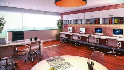 Sala interior - Fachada - Sans Peña Offices - 57 - 7