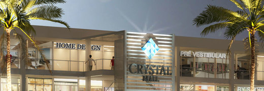 Fachada - Fachada - Crystal Mall - Lojas - 13 - 2