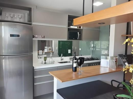 Cozinha - Fachada - Ilha Pura - Millenio - 60 - 9