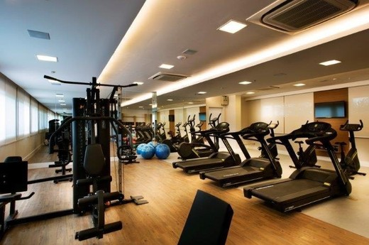 Fitness - Fachada - Ilha Pura - Millenio - 60 - 17