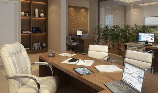 Exemplo sala - Sala Comercial 18m² à venda Taquara, Rio de Janeiro - R$ 79.973 - II-5485-13522 - 7