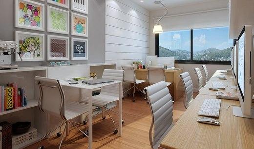 Exemplo sala - Sala Comercial 18m² à venda Taquara, Rio de Janeiro - R$ 79.973 - II-5485-13522 - 8