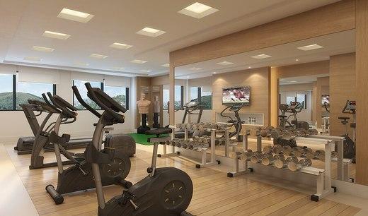 Fitness - Sala Comercial 18m² à venda Taquara, Rio de Janeiro - R$ 79.973 - II-5485-13522 - 9