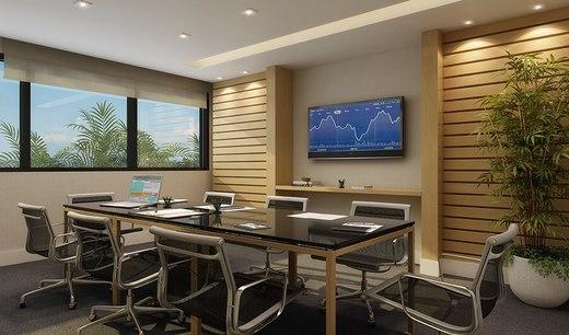 Sala de reuniao - Sala Comercial 18m² à venda Taquara, Rio de Janeiro - R$ 79.973 - II-5485-13522 - 11