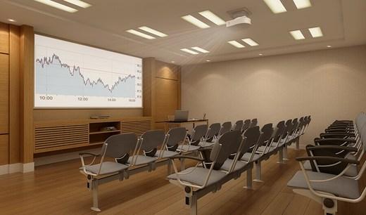 Auditorio - Sala Comercial 18m² à venda Taquara, Rio de Janeiro - R$ 79.973 - II-5485-13522 - 12